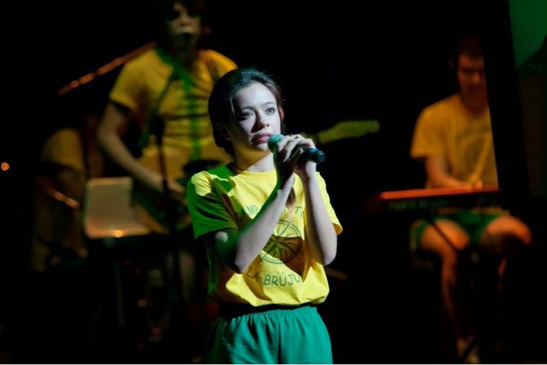 Anna Castillo en La Llamada