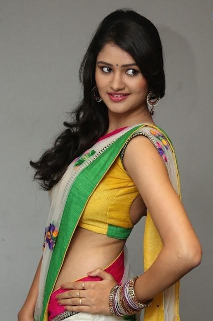 """""""khushi Gadhvi"""" Marathi Model South Actress Photos Wallpapers"""