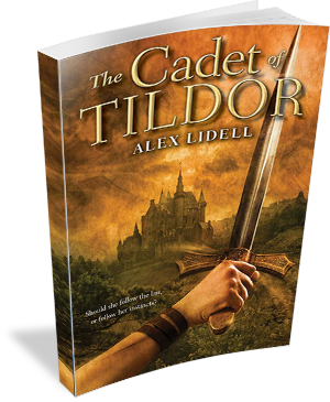 Book Cover: The Cadet of Tildor by Alex Lidell