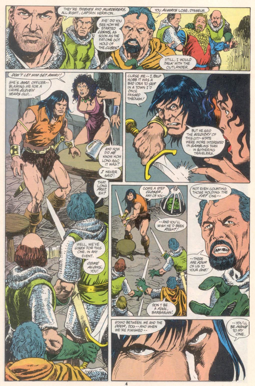 Conan the Barbarian (1970) Issue #255 #267 - English 5
