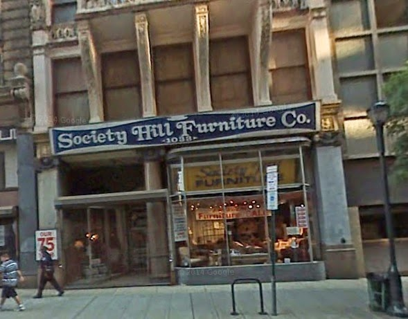 Delicieux In Its Final Days As Society Hill Furniture In 2007 Via The Google  Streetview Time Machine