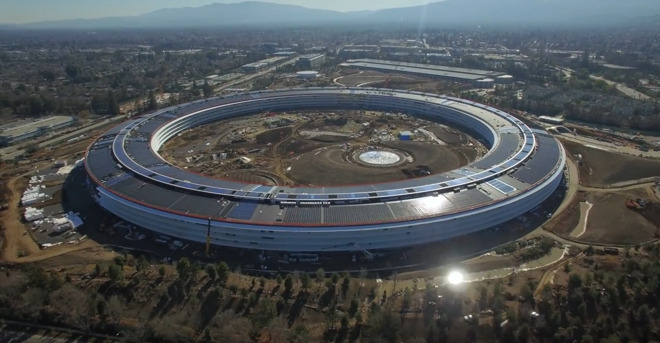 Apple Campus, Cupertino