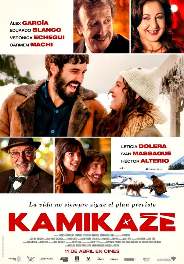 Kamikaze póster
