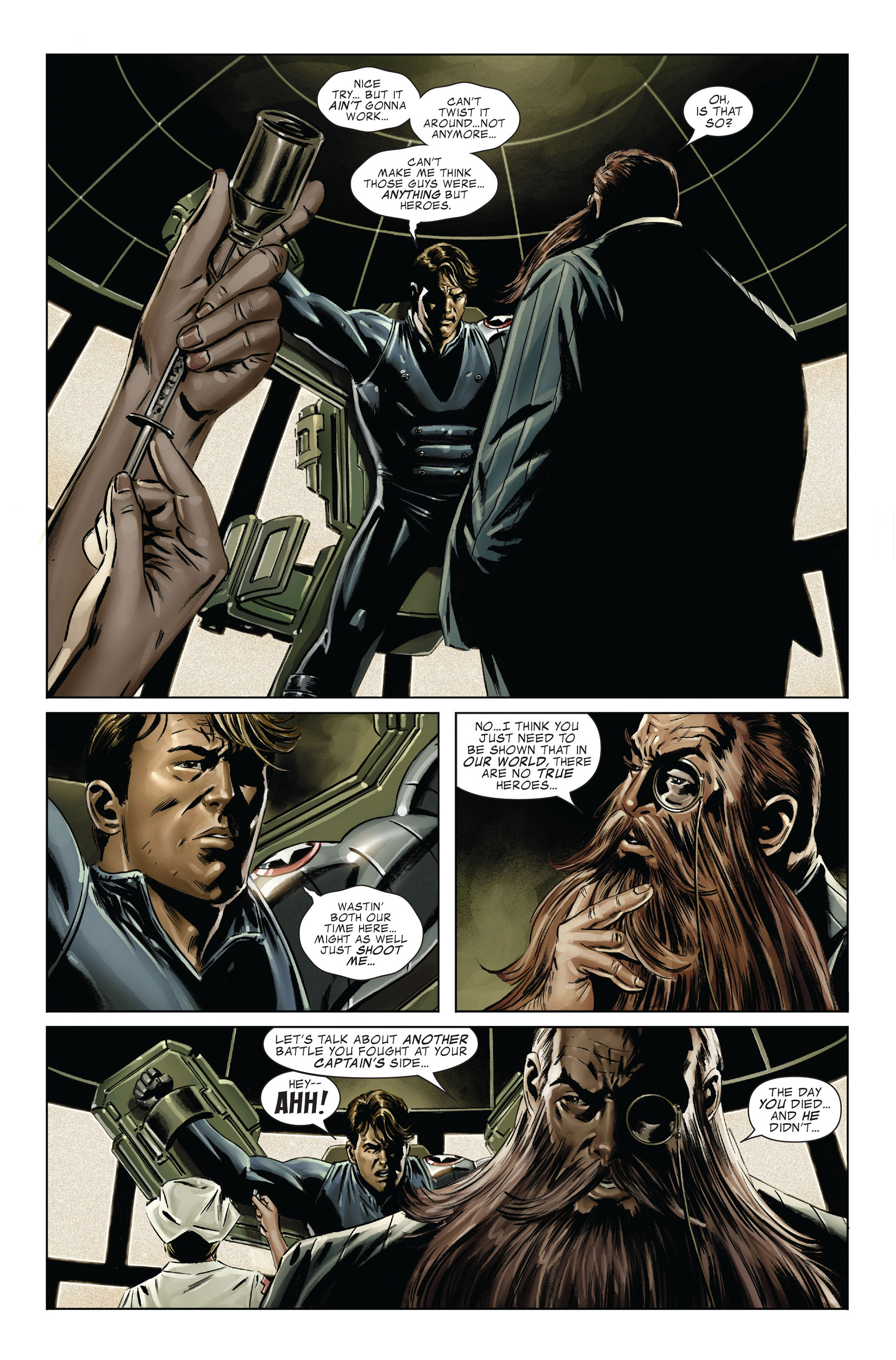 Captain America (2005) Issue #31 #31 - English 17