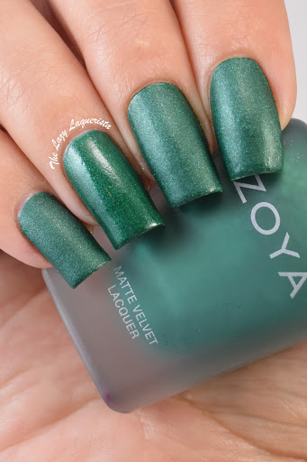Zoya Honor Swatch
