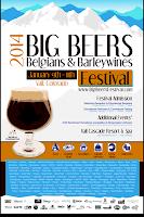 2014 Big Beers Belgians & Barleywines Festival