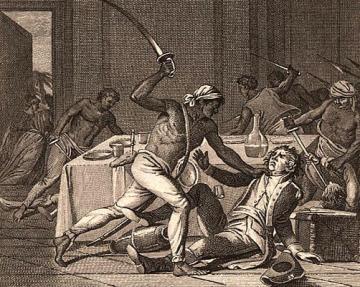 America black slavery in