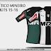 CLUBE ATLÉTICO MINEIRO PUMA 15/16 KITS *HD*