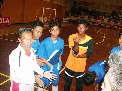 Coach Futsal