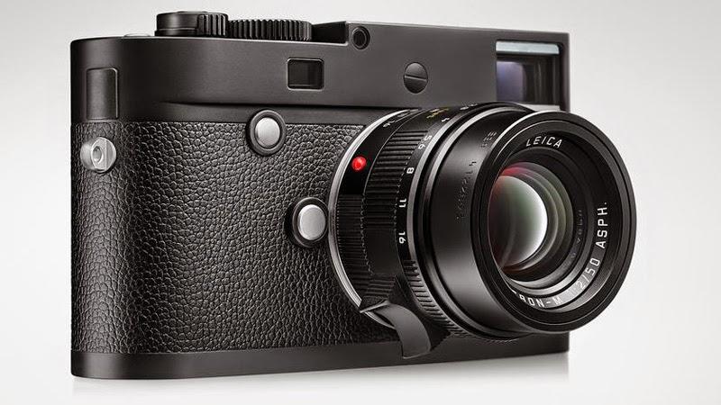 Fotografia della Leica M Monochrom Typ 246