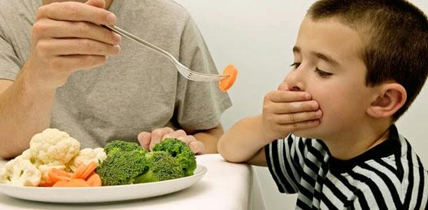 Как накормить ребенка если он - привередлив