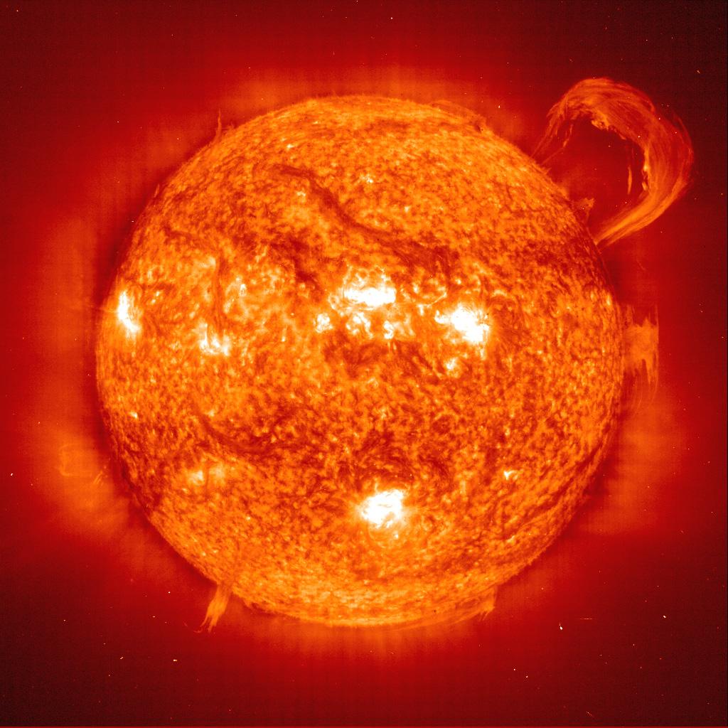 sun system solar flare - photo #29
