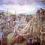 Martirio de San Pedro