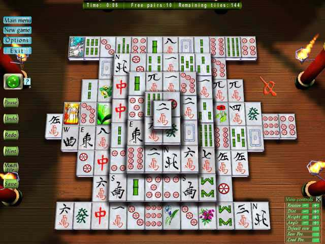3d mahjong download free full version