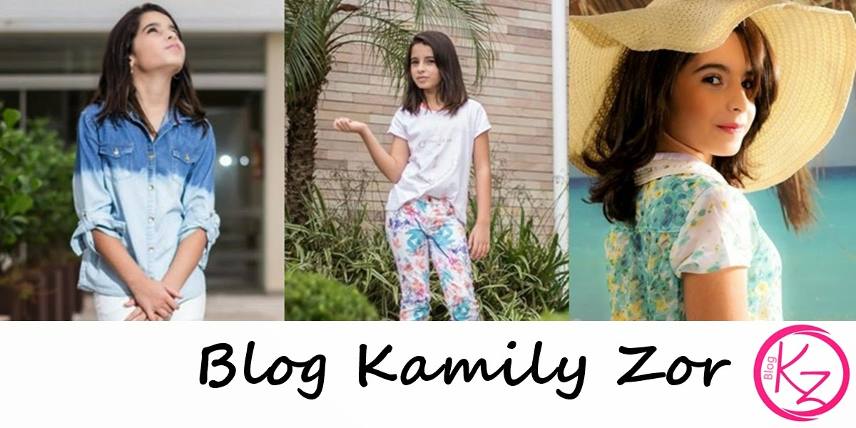 Blog Kamily Zor