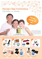 Fitness Concept Parent's Day Celebration