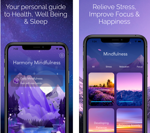 Meditation App of the Week - Harmony Mindfulness