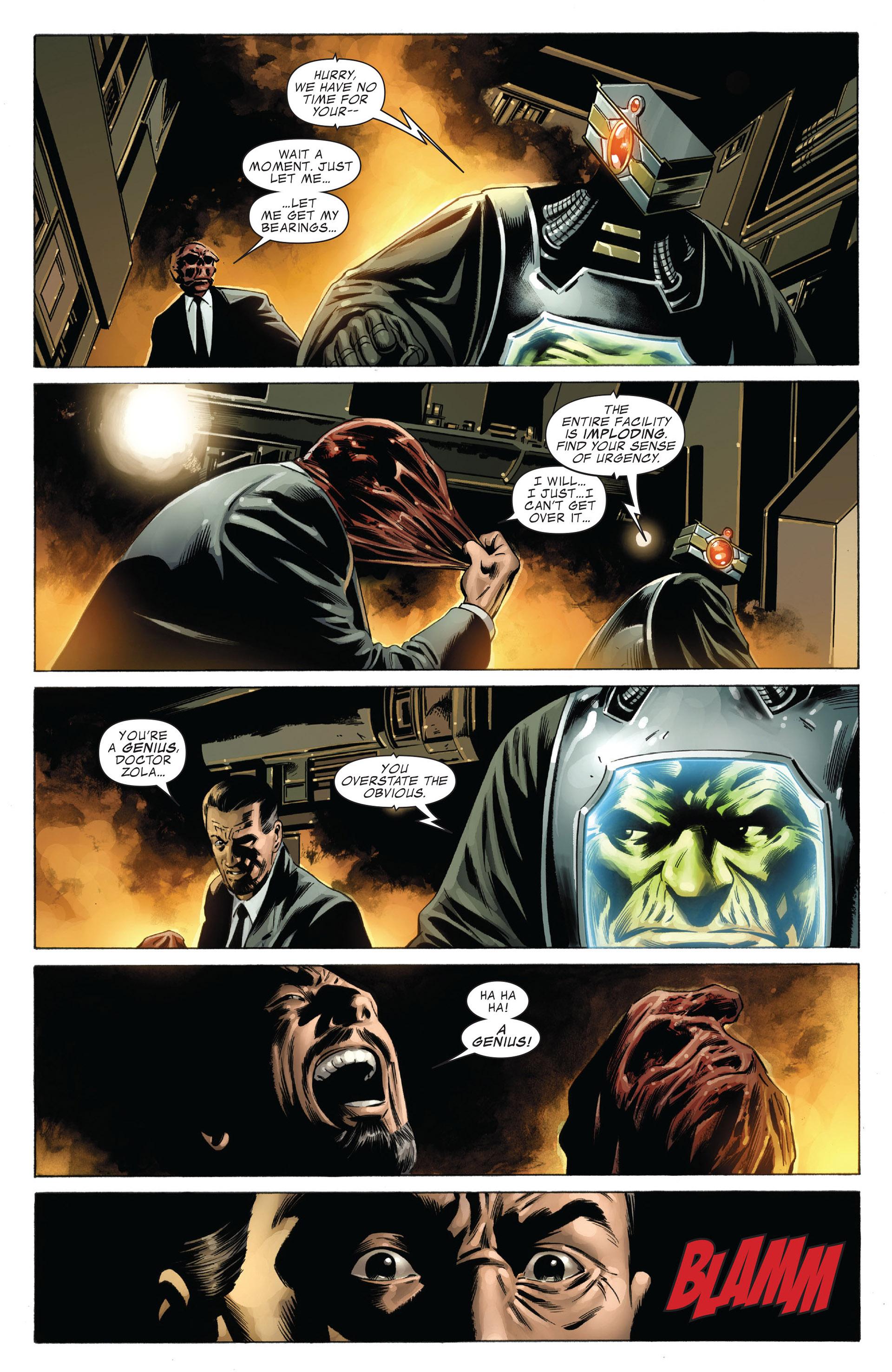 Captain America (2005) Issue #42 #42 - English 16