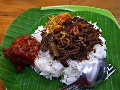 "Easy and Delicious ""Nasi Krawu"" Recipe"