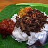"Easy and Delicious ""Nasi Krawu"" Recipe"