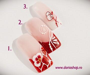 Nails By Alea Modele De Unghii Pentru Luna Martie