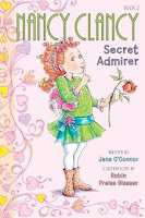 bookcover of NANCY CLANCY, SECRET ADMIRER by Jane O'Connor
