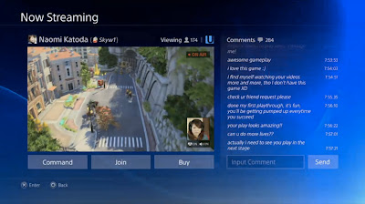 PlayStation 4 - Play And Download