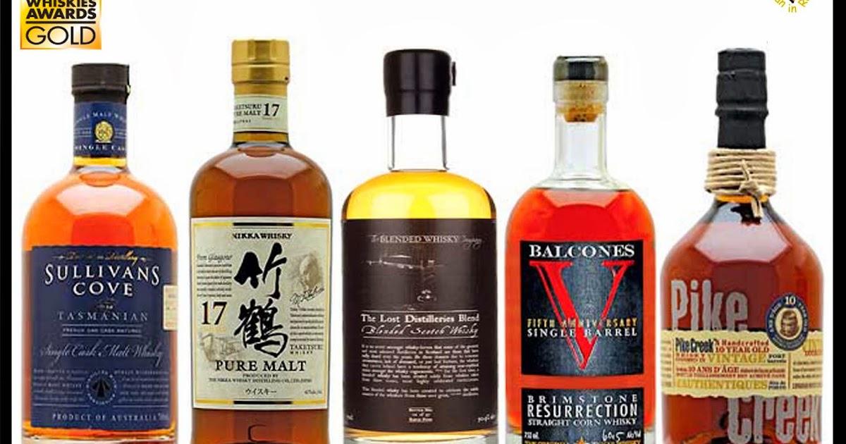 Barman in red 10 mejores whiskies del mundo 2014 wwa - Mejor aislante termico del mundo ...