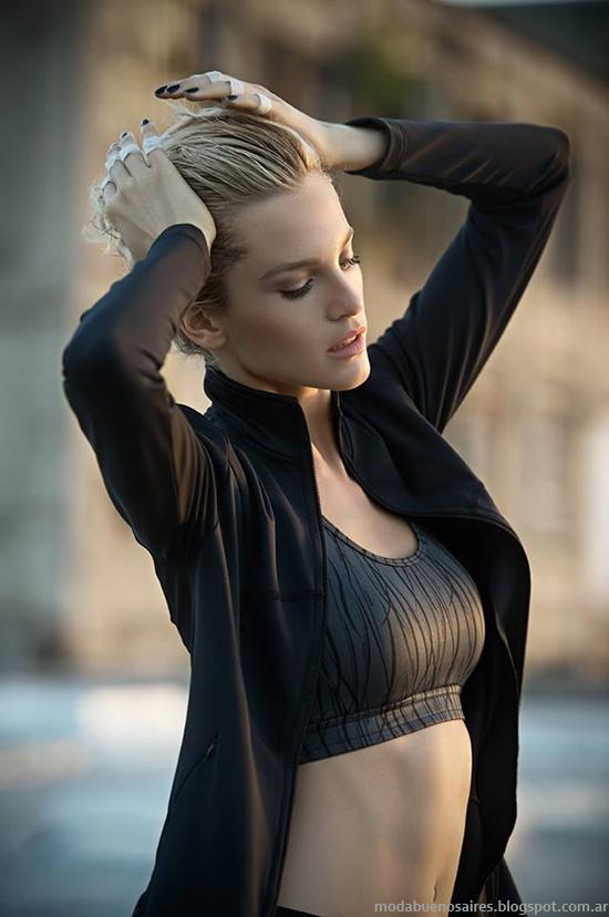 Moda otoño invierno 2014. Miwok otoño invierno 2014 ropa deportiva.