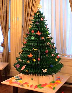 Top 5 Designs Of 3d Origami Tree Paper Origami Guide