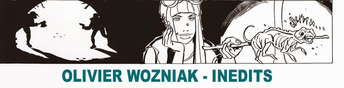 OLIVIER WOZNIAK - INEDITS