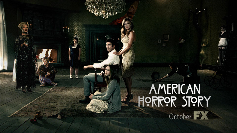 My Cultural Obsessions: American Horror Story Pilot: Holy ...