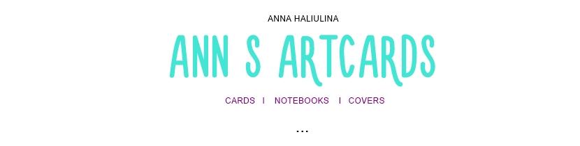 Ann`s Artcards