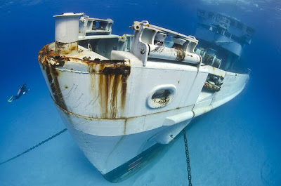 Ship Wrecks Around the World Seen On www.coolpicturegallery.us