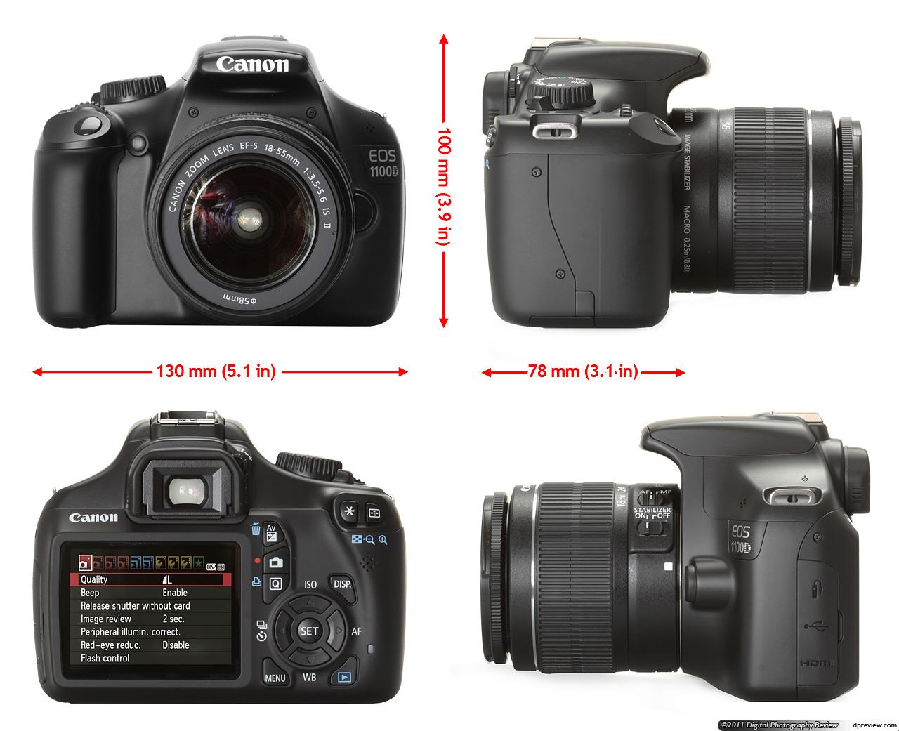 Goadvert Blog New Canon EOS 1100D