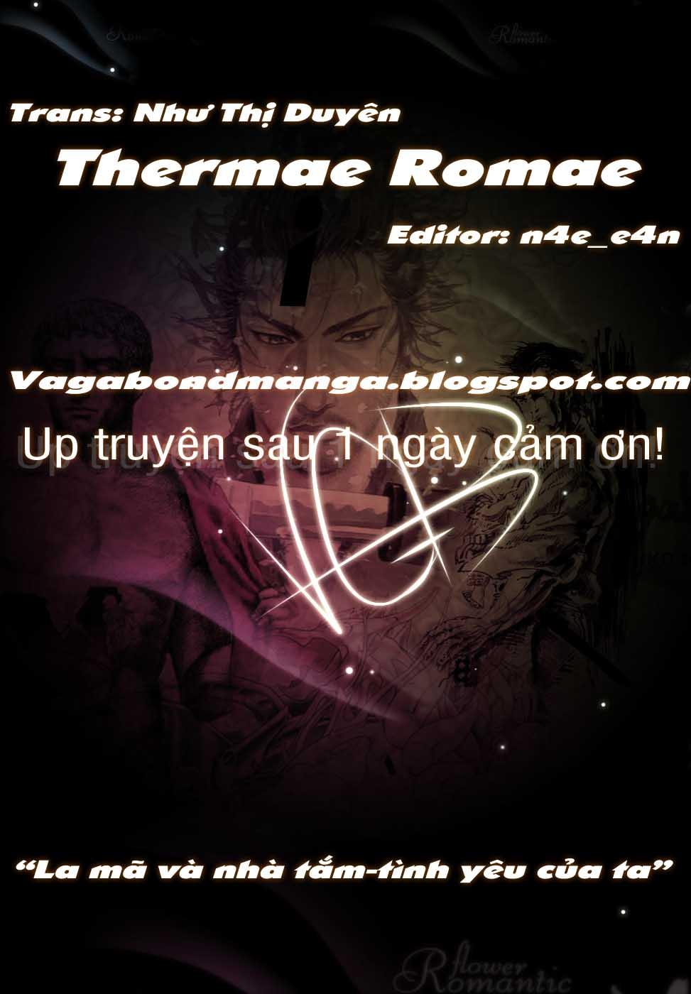 Thermae Romae chap 3 - Trang 1