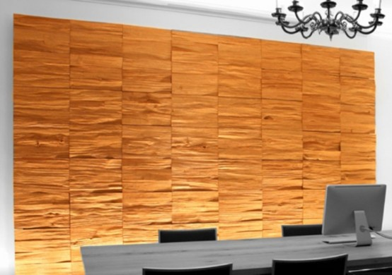 Wood Panels To Decorate Your Walls Home Design Ideas