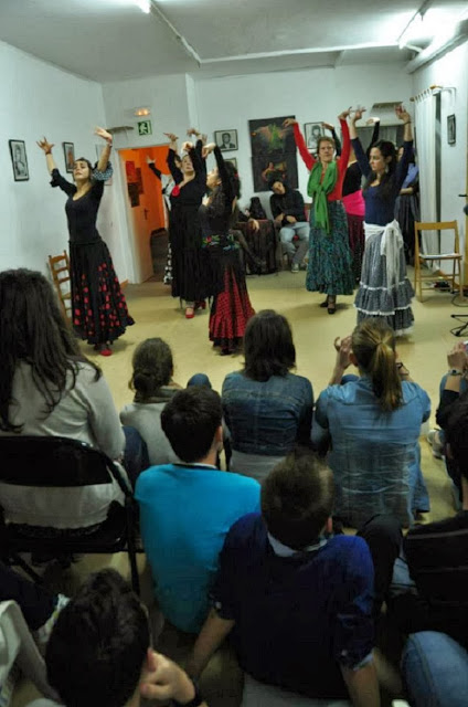 Cursos de Flamenco y Sevillanas en Barcelona