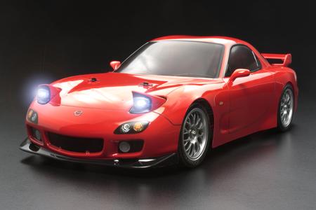 Mazda RX 7   Auto Show