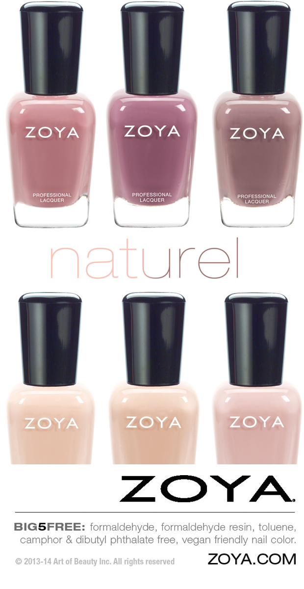 Zoya_Natural_Collection_Nail_Art
