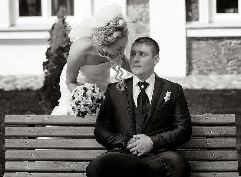vestuvių fotosesija bistrampolyje