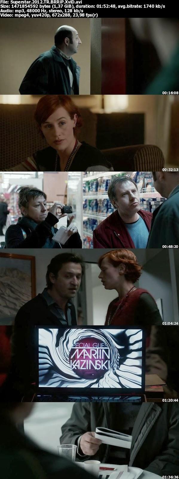 Süperstar 2012 BRRip XviD Türkçe Dublaj Film İndir