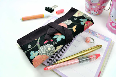 pencil roll cases at CoolPencilCase.com