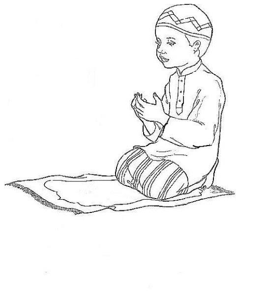 Islam Para Niños: Dibujos Islamicos Para Colorear (un click en la ...