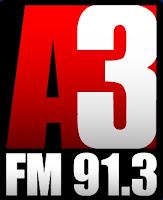 ouvir a Rádio A3 FM 91,3 Fortaleza CE