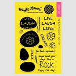 Rock My World Stamp Set