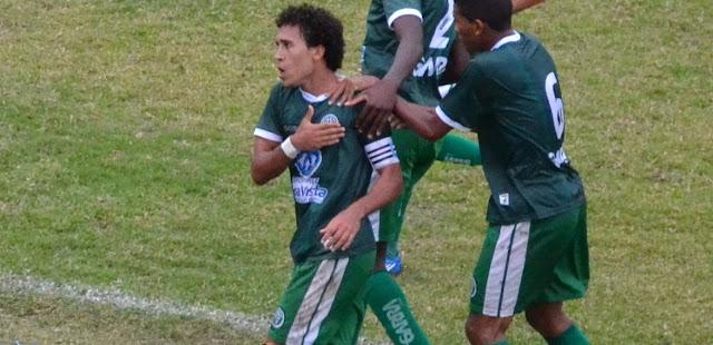 Branquinho avalia seu desempenho no empate diante do Araripina