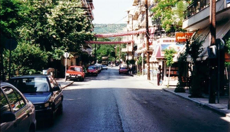 οδός Δημοκρατίας Έδεσσα το 2008