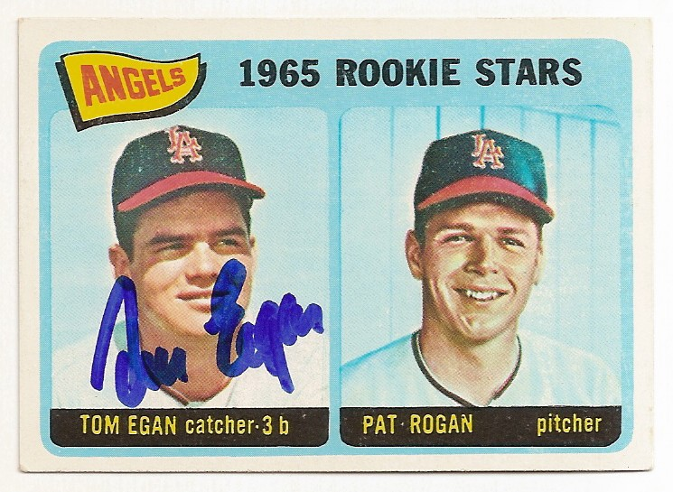 Before 1964 Season: Signed by the Los Angeles Angels as an amateur free ...
