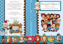 Mijn 6e boek: Bengels haken 2: thema en feest